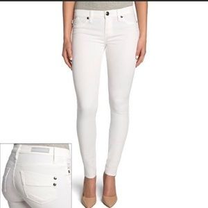Rock and Republic White Jeans